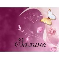 Картинки с именами Залина